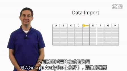 Google Analytics Platform Principles - Lesson 3.3 Importing data into Google Ana