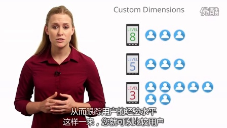 Mobile App Analytics Fundamentals - Lesson 3.4 Custom dimensions and metric trac