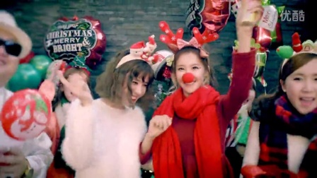 Crayon Pop(蜡笔团)·K-much·Bob Girls·Zan-Zan - Love Christmas(圣诞节)