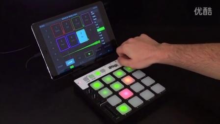 GrooveMaker 2 连接iRig Pads演奏