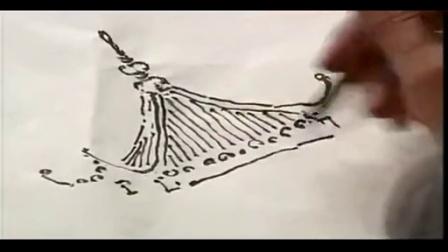 山水画画法图片山水画教程 画法视频