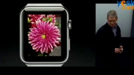 [现场]苹果2015春季发布会Apple Watch部分
