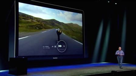 "Apple 苹果发布12英寸""蝴蝶键盘""笔记本"