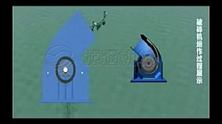 锤式破碎机动画展示13949059555