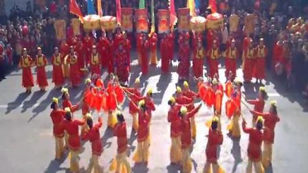 黎城县老干局展演广场舞----江山如此多娇