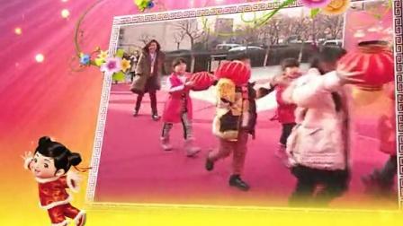 翼城县兰亭艺术培训中心2015山西少儿春晚花絮