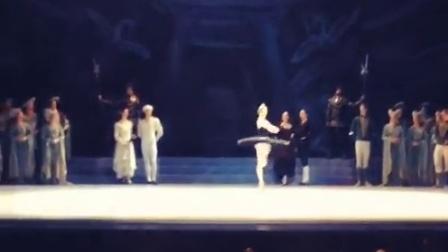 芭蕾 天鹅湖 黑天鹅挥鞭转 Marianela Nunez客座维也纳芭蕾舞团 20150303