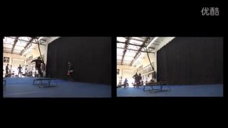 Shot Breakdown- Fred Action Scene
