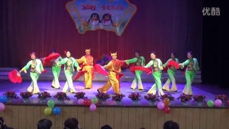 舞蹈:桃花红杏花白(综艺一队)