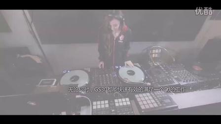 美女DJ,微星GS30