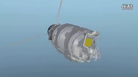 飞机发动机工作原理普拉特·惠特尼PT6A涡轮螺旋桨飞机涡轮的动画模拟