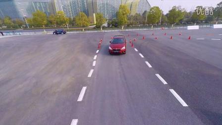 宝马二系运动休旅车杭州试驾活动航拍