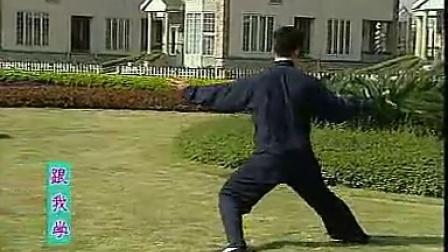 王二平陈氏太极拳老架一路教学7