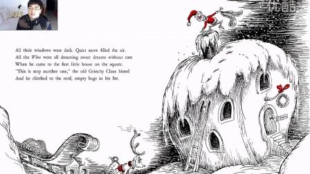 How the Grinch Stole Christmas! 苏斯博士英语绘本