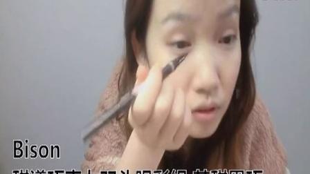 淡妆化妆视频男人化妆前后对比照
