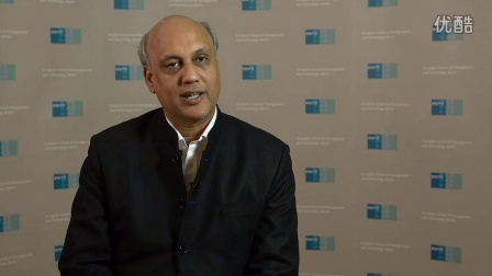 "ESMTcast - ""90 Seconds with . . . Sidharth Birla"""