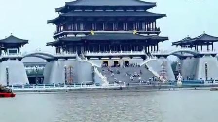 风景欣赏—陕西西安大唐芙蓉园