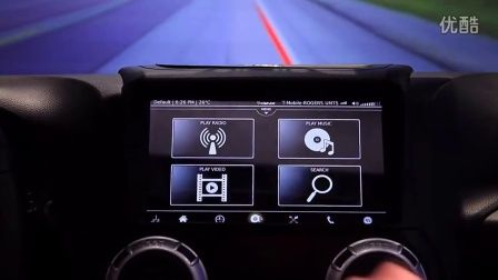 Texas Instruments Demo of QNX™ Reference Vehicle