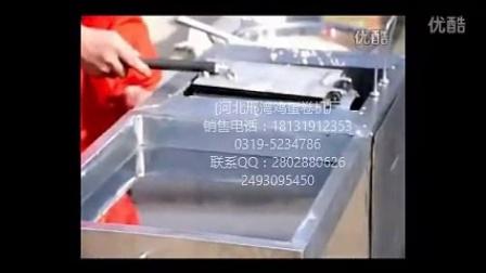 做蛋卷机的设备 河北蛋卷机生产基地 六面燃气鸡蛋机