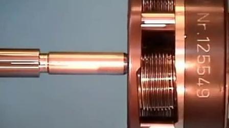 德国FETTE螺纹攻压工具