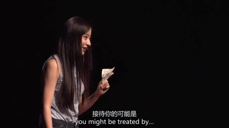 醉鹅娘@TEDx:葡萄酒的两副面孔