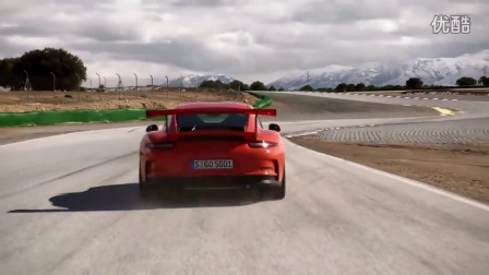 The new Porsche 911 GT3 RS - Limits, pus