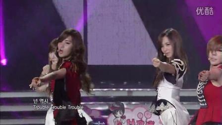 第十三届中韩歌会演唱会  少女时代_Hoot
