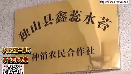 独山鑫源盛农产品视频介绍 入围独山网讯