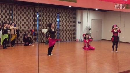 鼓舞(教学备忘录)AIDA编舞