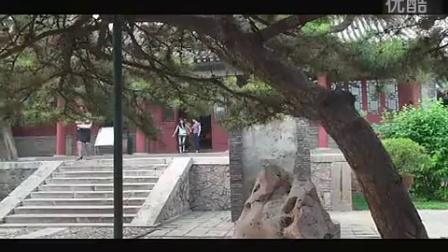 山东旅游泰山岱庙