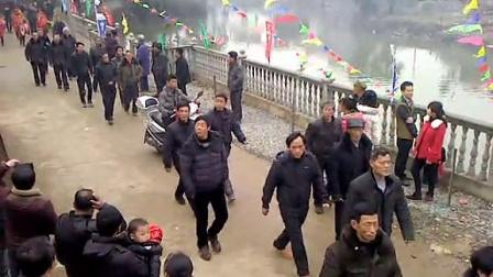 江西省、都昌县、阳峰乡、王福安村、祖厅(祠堂)落成庆典!