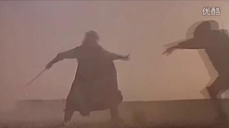 于承惠在《东归英雄传》的打斗片段