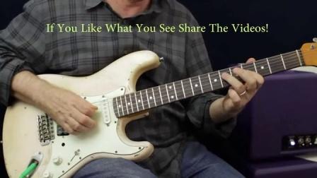 超好听电吉他SOLO教学!