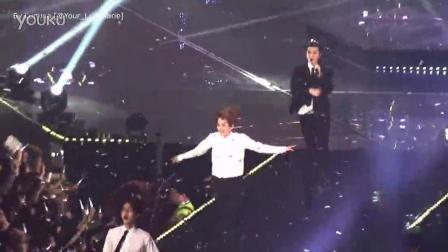 150308 The EXO'LuXion 首尔演唱会 伯贤