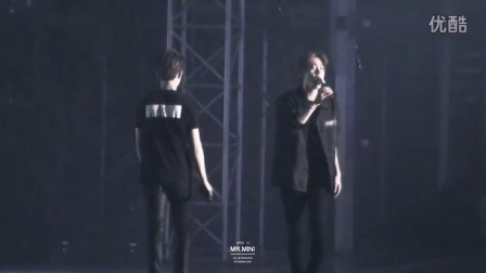 150313 EXO'LuXion 首尔演唱会 thunder