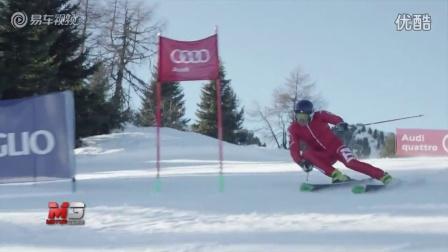 新款奥迪RS6 Avant 雪地癫狂之旅