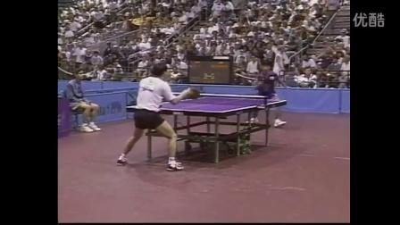 1996亚特兰大aoyunhui刘国梁VS松下浩二_乒乓球比赛视频完整版
