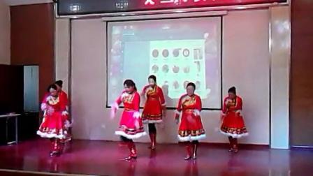 舞蹈:梦里青草香
