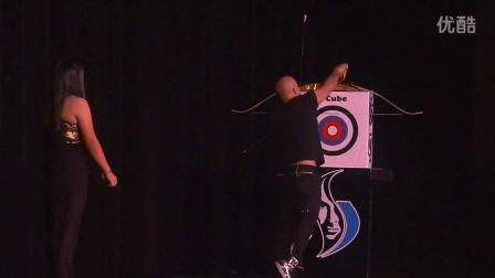 2014 达人魔术表演 国际箭联嘎纳最佳运动员颁奖仪式4