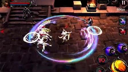 《暗黑复仇者2》 新角色 - 萨满   战斗技能预览