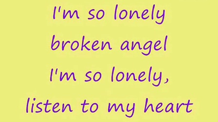 Arash ft. Helena - Broken Angel 《lyrics》