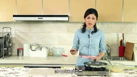 教你做芒果班戟和芒果千层饼 09 制作方法