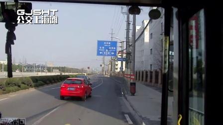 【同济路水产路】地铁3号线临时公交接驳线