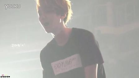 150314 The EXO'LuXion 首尔演唱会 고마워