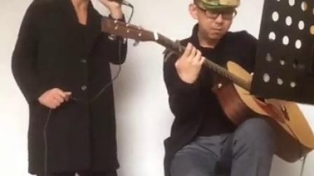 好基友撒,吉他弹唱《是否》