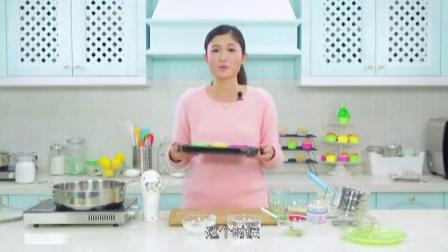 教你柠檬纸杯蛋糕 16高清视频 蛋糕制作方法