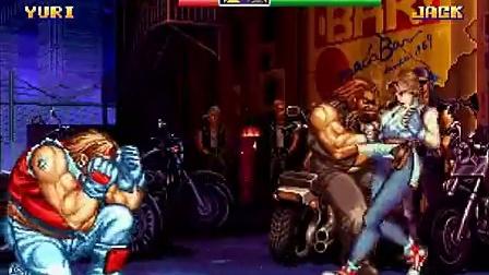 《龙虎之拳2》网战-Nastarking(墨西哥) Vs Joker444(韩国)