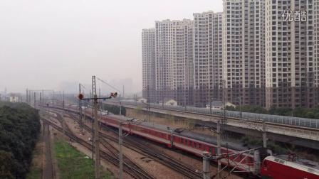 京沪线0K469次(苏州—赣州)车底苏西站发车