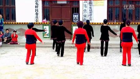 珠中阳阳广场舞(五屯汇演)跳到北京