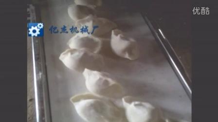 亿杰仿手工饺子机为食品加工行业健康发展贡献一份力量